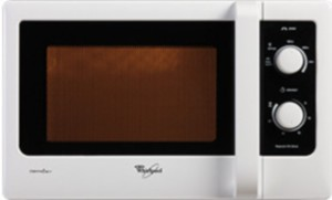Whirlpool 20L GRILL MW MECH 20 L Grill Microwave Oven White