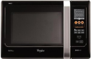 Whirlpool Magicook 20g 123 Black 20 L Grill Microwave Oven