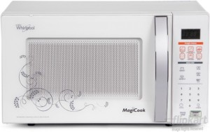 Whirlpool MAGICOOK 20L CLASSIC NEW 20 L Solo Microwave Oven white