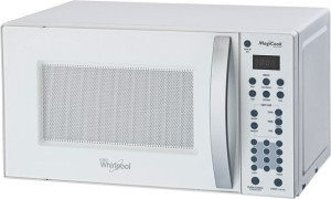 Whirlpool MW 20 SW 20 L Solo Microwave Oven White