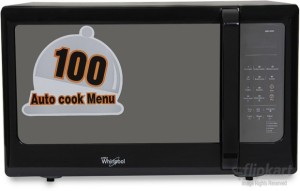 Whirlpool MW 30 BC 30 L Convection Microwave Oven Black